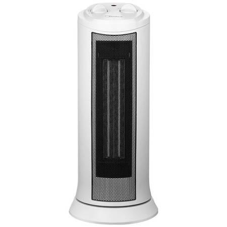 美的(Midea)NTH20-17LW 塔式暖风机取暖器电暖器