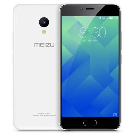 魅族 魅蓝5 3+32GB 高配版 全网通 移动联通电信4G手机赠:自拍杆