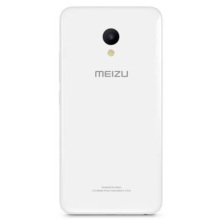 魅族  魅蓝5 2+16GB 全网通 移动联通电信4G手机赠:自拍杆