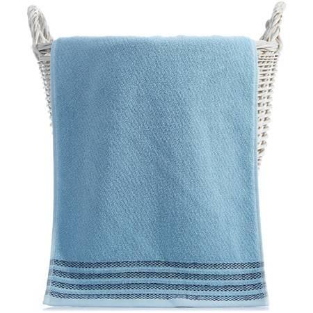 三利 纯棉毛巾实惠4条装(简装)  颜色随机