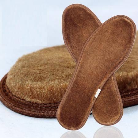 西木 竹利健 2双加厚竹炭保暖鞋垫 冬季防臭除臭 干爽运动透气舒适男女式鞋垫 XD012