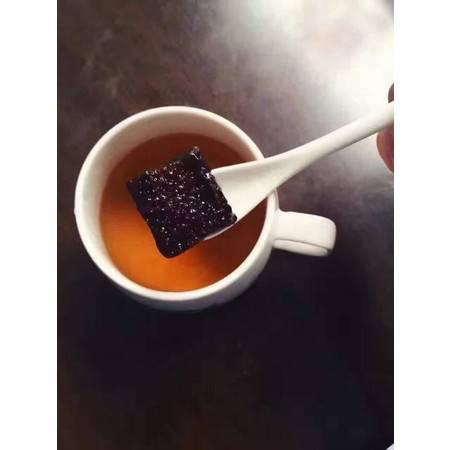 映晓南方土红糖纯手工甘蔗熬制红黑糖罐装 258g*3罐