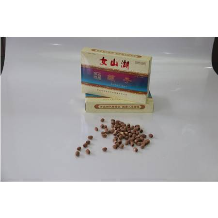 明光特产 莲子(红莲子)(1盒/250g)(滁州)