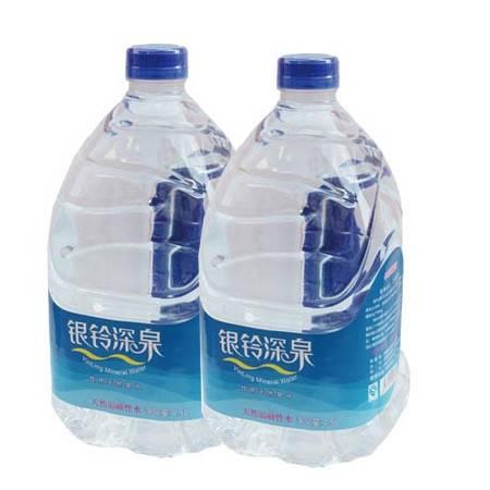 临泉特产 银铃 天然泉水 4.5L