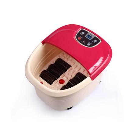 朗悦 LY-5810/LY-801 足浴盆 自助滚轮按摩洗脚盆 冲浪加热足浴器 足疗盆 泡脚桶