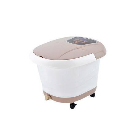 朗悦 LY-819 智能全自动按摩足浴盆 加热洗脚盆 养生足浴器  足疗盆 泡脚桶 按摩器