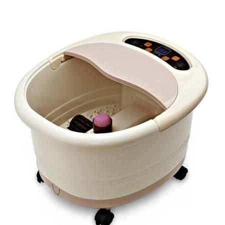 朗悦LY-820A 智能足浴盆全自动按摩 足浴器电动养生加热洗脚盆 泡脚盆