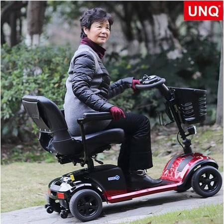 佳康顺老年代步车电动四轮车残疾人电动车车可折叠 HS480