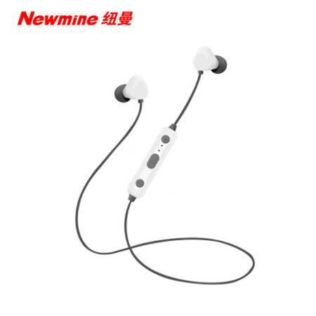 纽曼无线蓝牙运动通话音乐蓝牙耳机 入耳式 立体声 轻巧佩戴舒适 通用型NM-SL80