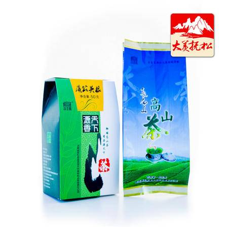 【大美抚松】长白山 蒲公英根茶