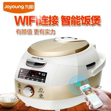 Joyoung/九阳 JYF-40FS605智能wifi电饭煲APP操控4L家用