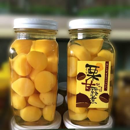 罐头板栗 桃源食品 和式风味 黟县特产