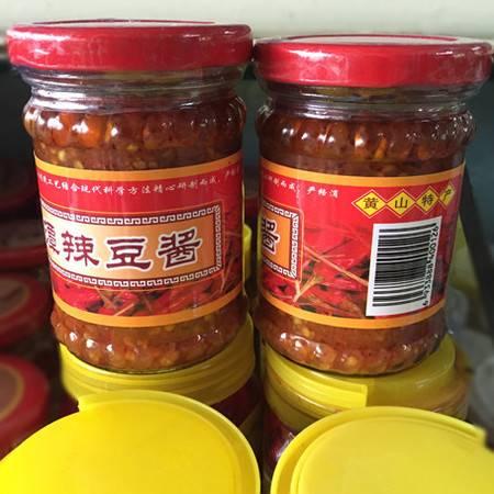 宏潭豆酱 炒菜烹饪 拌饭即食 黟县特产