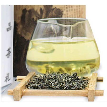 2016新茶叶500g/一斤炒青绿茶充足日照古黟特产茶香汁浓