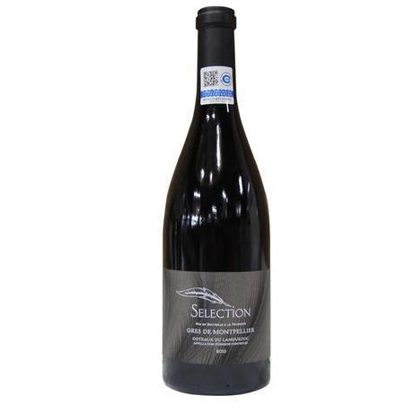 帝艾斯限量版干红葡萄酒 法国Selection Gres de Montpellier [750m