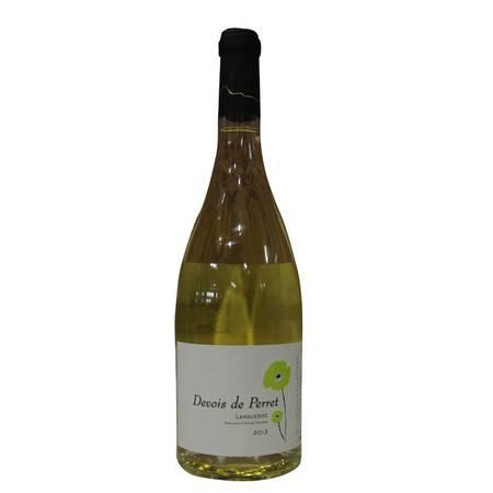 朗格之花干白葡萄酒 法国 Devois de Perret Blanc 750ml