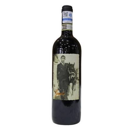卡瑞安 杰西奇安蒂干红葡萄酒 意大利La Carraia Genesi Chianti