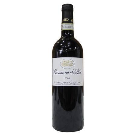 卡萨诺瓦酒庄布鲁内罗干红Casanova Di Neri Brunello di Montalcin