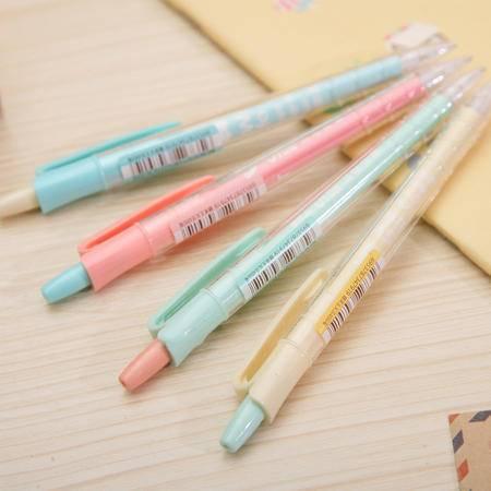 【浙江百货】 晨光自动铅笔 糖果主义AMP84906 0.5mm   5支