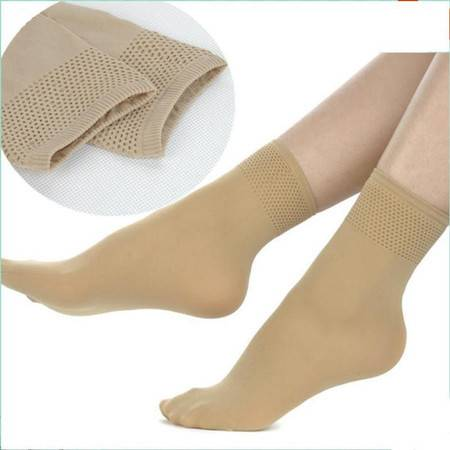 【批发】菠萝口短袜 、短丝袜