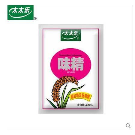 【浙江百货】太太乐味精400g 1包