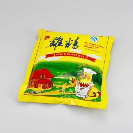 【浙江百货】沈大厨鸡精200g 2包
