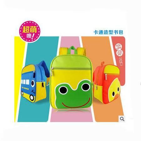 【浙江百货】幼儿学生卡通书包,颜色图案随机,