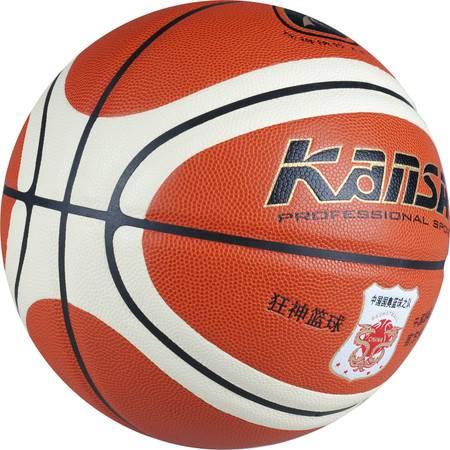 【浙江百货】批发狂神国奥比赛篮球日本超纤带包8813
