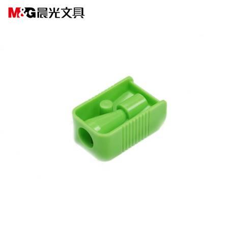 【浙江百货】批发晨光卷笔刀单孔塑料APS91211