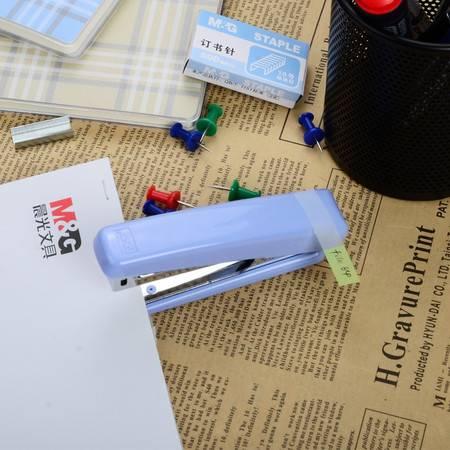 【浙江百货】批发晨光10#订书机卡装办公ABS91633