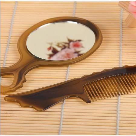 【浙江百货】梳子套装  化妆镜 C112