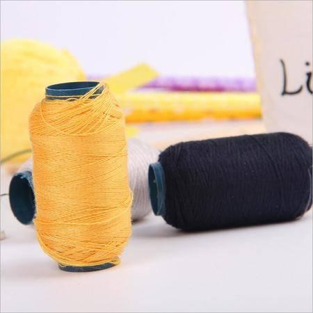 【浙江百货】批发 家用缝纫线 3支线 袋装 缝纫机线 YZ  A014