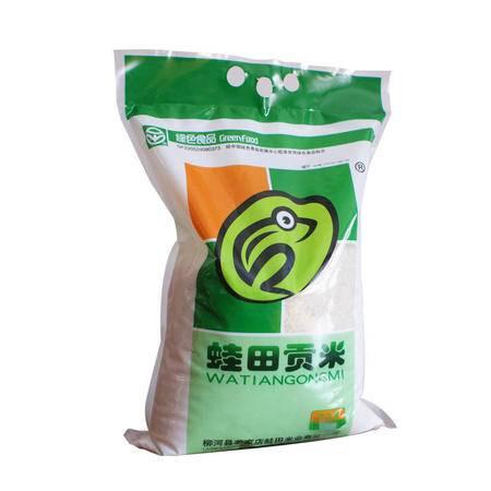 【浙江百货】纯正东北吉林柳河绿色有机稻花香蛙田贡米 2.5kg
