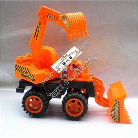 【浙江百货】688-1工程车玩具 LH  F4061