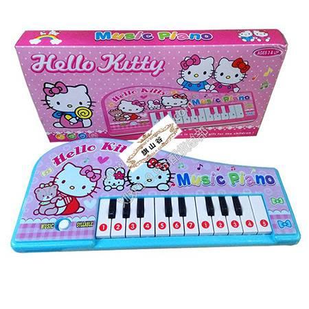 【浙江百货】118D-65电子琴12键2节5号电池 LH  F2363