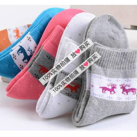 【浙江百货】批发 女款加厚毛巾袜毛圈袜单独包装 LH  F5212