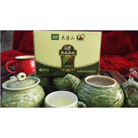 香龍食 香龍食黑苦荞香茶160g