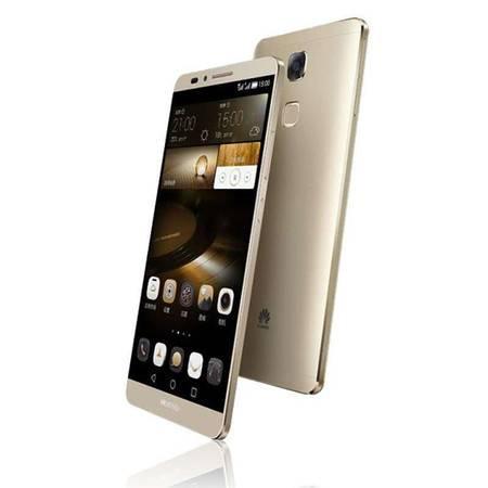 华为 Ascend Mate7 32G高配版 双卡双待双通 金色 手机 移动联通双4G (32G