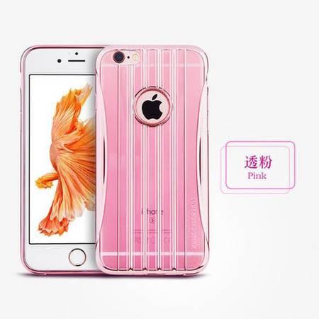Joyroom iPhone6   行者小蛮腰系列 4.7 透粉