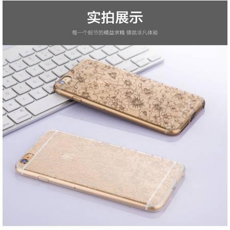 Joyroom iPhone6 6s     清雅系列保护壳  4.7 金色