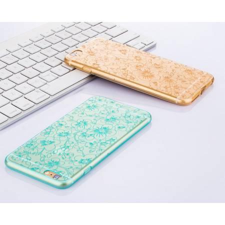 Joyroom iPhone6P 6SP        清雅系列保护壳 5.5 薄荷绿