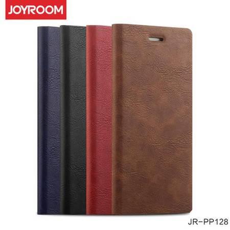 Joyroom iPhone6    6S    英伦皮套 4.7 红色