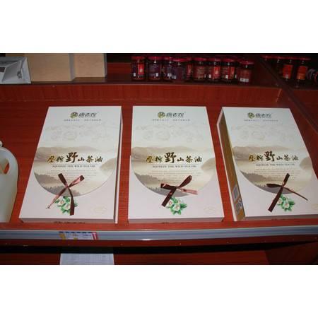 唐老农 野山茶油
