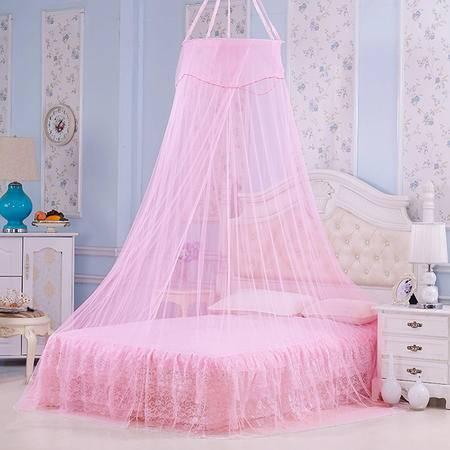 【凯米娅家纺】 圆形吊顶式蚊帐——小型吊顶