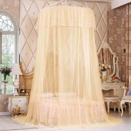 凯米娅家纺 圆形吊顶式蚊帐——【家园】大型蚊帐