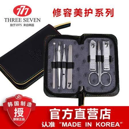 韩国777指甲刀指甲钳套装7件套 NTS-1101R