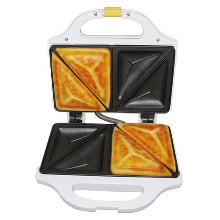 GOODWAY/威马 三明治机G-238早餐机烤面包机 家用煎蛋电饼铛吐司 三文治机 不粘烤盘