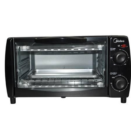 美的/MIDEA 电烤箱 多功能家用烘焙控温迷你型 T1-108B