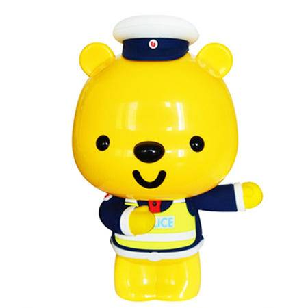 优彼 儿童早教机故事机学前家教机小熊优比学习机宝宝益智玩具