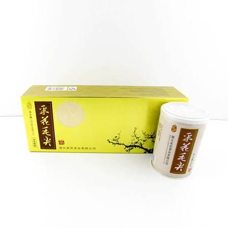 采花毛尖2016新茶现货品韵梅贡芽特级五峰绿茶